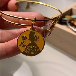 Disney Alex and Ani Beauty and the Beast bracelet